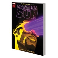 BLACK EYED PEAS PRESENTS MASTERS SUN ZOMBIES CHRONICLES HC - Will.I.Am