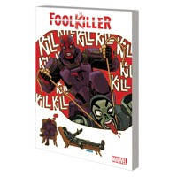 FOOLKILLER TP VOL 01 PSYCHO THERAPY - Max Bemis