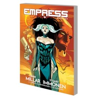 EMPRESS TP BOOK 01 - Mark Millar