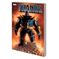 THANOS TP VOL 01 THANOS RETURNS - Jeff Lemire