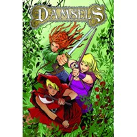 DAMSELS TP VOL 01 - Leah Moore, John Reppion