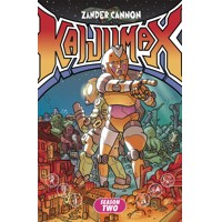 KAIJUMAX SEASON TWO TP - Zander Cannon