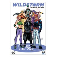 WILDSTORM A CELEBRATION OF 25 YEARS HC - Brandon Choi, J. Scott Campbell, Warr...