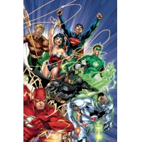 ABSOLUTE JUSTICE LEAGUE ORIGIN HC - Geoff Johns