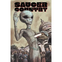 SAUCER COUNTRY TP - Paul Cornell