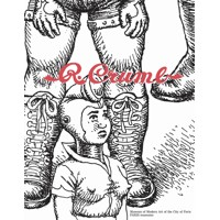 R CRUMB FROM UNDERGROUNDS TO GENESIS HC - R. Crumb