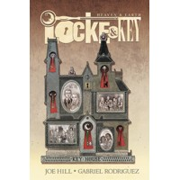 LOCKE & KEY HEAVEN & EARTH DLX HC ED - Joe Hill