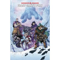 DUNGEONS & DRAGONS FROST GIANTS FURY TP - Jim Zub