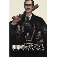 NIGHT OWL SOCIETY TP - James Venhaus