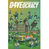 D4VE TP VOL 03 D4VEOCRACY - Ryan Ferrier