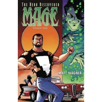 MAGE HERO DISCOVERED TP VOL 01 - Matt Wagner