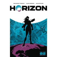 HORIZON TP VOL 02 REMNANT - Brandon Thomas