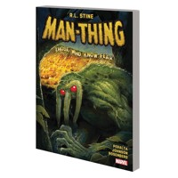 MAN-THING BY R L STINE TP VOL 01 - R. L. Stine