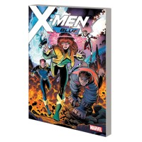 X-MEN BLUE TP VOL 01 STRANGEST - Cullen Bunn