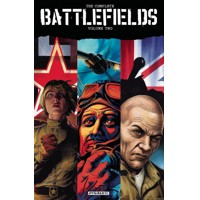 GARTH ENNIS COMPLETE BATTLEFIELDS TP VOL 02 - Garth Ennis