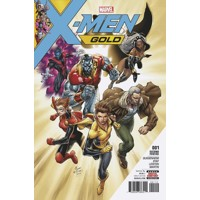 X-MEN GOLD #1 SYAF 2ND PTG VAR - Marc Guggenheim
