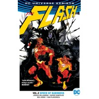 FLASH TP VOL 02 SPEED OF DARKNESS - Joshua Williamson