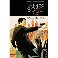JAMES BOND HAMMERHEAD HC - Andy Diggle