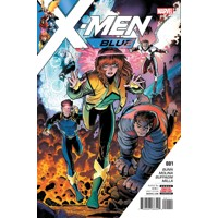 X-MEN BLUE #1 - Cullen Bunn