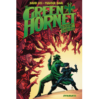 GREEN HORNET REIGN OF THE DEMON TP - David Liss