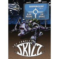 COMPLETE SKIZZ TP - Alan Moore