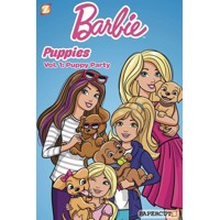 BARBIE PUPPIES HC VOL 01 PUPPY PARTY - Danica Davidson, M. Victoria Robado