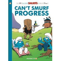 SMURFS GN VOL 23 CANT SMURF PROGRESS - Peyo