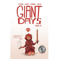 GIANT DAYS TP VOL 05 - John Allison