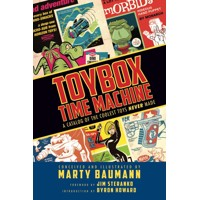 TOYBOX TIME MACHINE HC - Marty Baumann