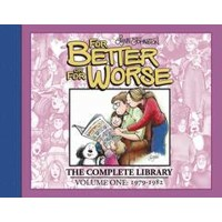 FOR BETTER OR FOR WORSE COMP LIBRARY HC VOL 01 - Lynn Johnston
