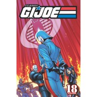 GI JOE A REAL AMERICAN HERO TP VOL 18 - Larry Hama