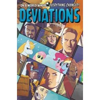 DEVIATIONS BETA TP - John McCrea, Katie Cook, Donny Cates, Amy Chu