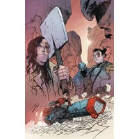 EXTREMITY TP VOL 01 ARTIST - Daniel Warren Johnson