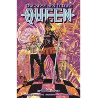 ONCE & FUTURE QUEEN TP - Adam P. Knave, D.J. Kirkbride