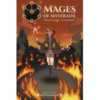 MAGES OF MYSTRALIA TP - Brian Clevinger