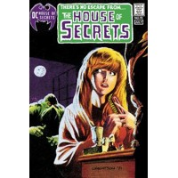 HOUSE OF SECRETS THE BRONZE AGE OMNIBUS HC - Len Wein, Gerry Conway, Jack Oleck