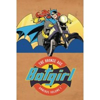 BATGIRL THE BRONZE AGE OMNIBUS HC VOL 01 - Gardner Fox, Mike Friedrich, Frank ...