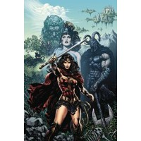 WONDER WOMAN REBIRTH DLX COLL HC BOOK 01 - Greg Rucka
