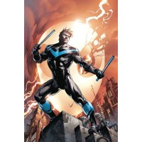 NIGHTWING REBIRTH DLX COLL HC BOOK 01 - Tim Seeley