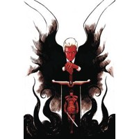 LUCIFER TP VOL 03 BLOOD IN THE STREETS - Richard Kadrey, Holly Black