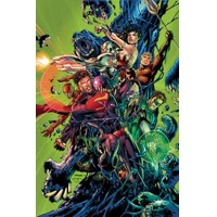 JUSTICE LEAGUE THEIR GREATEST TRIUMPHS TP - Geoff Johns, Mark Waid, Bryan Hitch