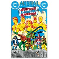 JUSTICE LEAGUE OF AMERICA THE DETROIT ERA OMNIBUS HC - Gerry Conway, J. M. DeM...