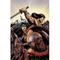 WONDER WOMAN CONAN #1 - Gail Simone