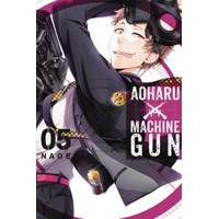 AOHARU X MACHINEGUN GN VOL 05 - Naoe