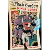 FLASH GORDON KINGS CROSS TP - Jeff Parker, Jesse Hamm