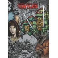 TMNT ULTIMATE COLL TP VOL 01 - Kevin Eastman, Peter Laird