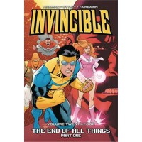 INVINCIBLE TP VOL 24 END OF ALL THINGS PART 1 - Robert Kirkman