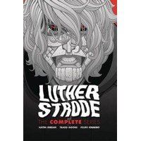 LUTHER STRODE COMP SERIES HC - Justin Jordan, Tradd Moore