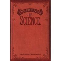 FIVE FISTS OF SCIENCE TP - Matt Fraction