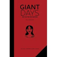 GIANT DAYS NOT ON THE TEST EDITION HC VOL 01 - John Allison